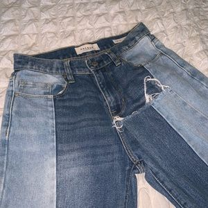 Two Toned Pacsun Jeans